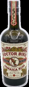 Two James Doctor Bird 100 Proof Jamaica Rum
