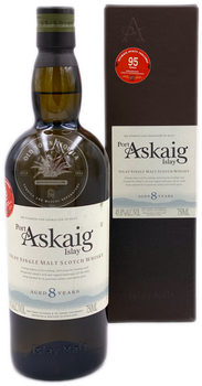 Port Askaig Islay Single Malt Scotch Whisky Aged 8 Years
