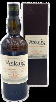 Port Askaig 12 Year Islay Single Malt Scotch Whisky