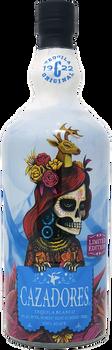 Cazadores Tequila Blanco Dia de los Muertos Limited Edition