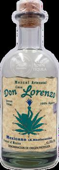 Don Lorenzo Mexicano Mezcal Half Gallon