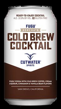 Cutwater Fugu Horchata Cold Brew