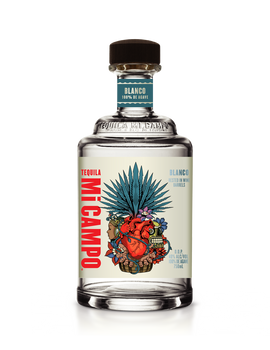 Mi Campo Blanco Tequila 750 ml