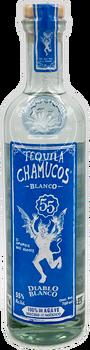 Chamucos Diablo Blanco Tequila High Proof