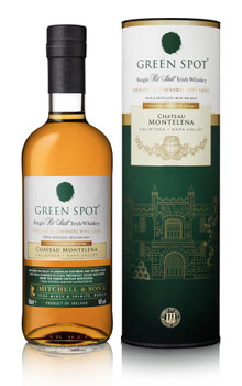 Green Spot Chateau Montelena Whiskey