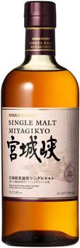 Nikka Miyagikyo Single Malt Whisky