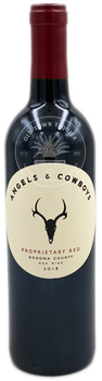 Angels & Cowboys 2018 Proprietary Red Sonoma County