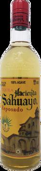 Hacienda Sahuayo Reposado Tequila