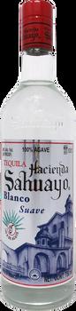 Hacienda Sahuayo Blanco Suave Tequila