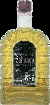Hacienda Sahuayo Extra Anejo Tequila 1 Liter