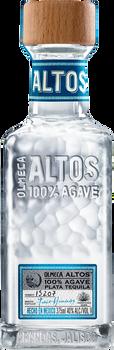 Olmeca Altos Plata Tequila 375ml