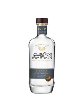 Avion Silver Tequila 375ml
