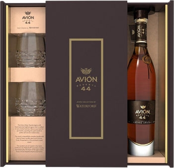 Avion Reserva 44 Waterford Crystal Set