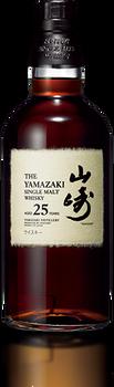 Yamazaki 25 Years Old Japanese Whisky