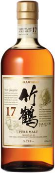 Nikka Taketsuru Pure Malt 17 Year Old Japanese Whisky