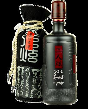 Luzhou Laojiao San Ren Xuan 1 Liter