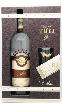 Beluga Allure Vodka Gift Set