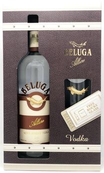 Beluga Allure Vodka Gift Set