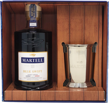Martell Blue Swift Cognac Gift Set