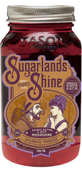 Sugarlands Shine Peanut Butter and Jelly Moonshine