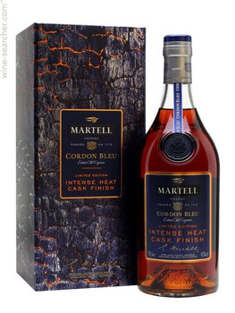 Martell Cordon Blue Intense Heat Limited Edition 750