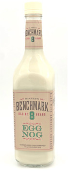 Benchmark Egg Nog with Kentucky Bourbon Whiskey
