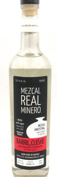 Real Minero Barril Cuishe Mezcal