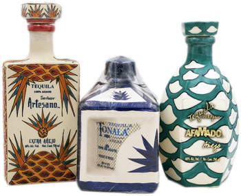 Ceramic Tequila Combo 2