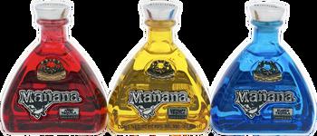 Manana Tequila Set of Three Mini's 50ml
