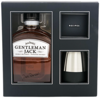 Gentleman Jack Tennessee Whiskey Gift Set