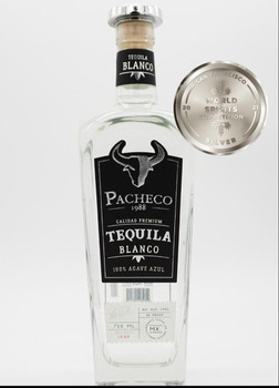 Pacheco 1988 Blanco Tequila