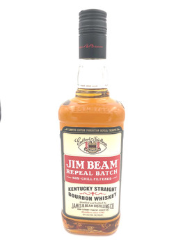 Jim Beam Repeal Batch Bourbon 750ml