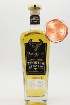 Pacheco 1988 Reposado Tequila