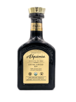 Alquimia 14 Year Extra Anejo Tequila