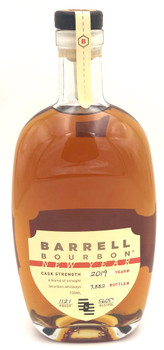 Barrell Bourbon 2019 New Year limited Edition Whiskey