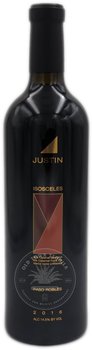 Justin Isosceles Red Wine 2016 Paso Robles