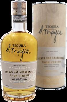 El Mayor French Oak Chardonnay Cask Reposado Tequila