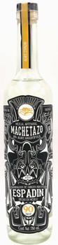Machetazo Oaxaca Espadin 90 Proof Mezcal