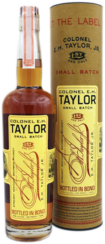 Colonel E H Taylor Jr Small Batch Kentucky Straight Bourbon Whiskey