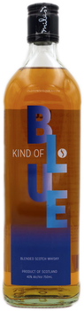 Kind of Blue Blended Scotch Whisky