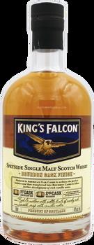 King's Falcon Bourbon Cask Speyside Single Malt Scotch Whisky