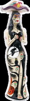 Tequila Epifania Anejo Katrina Halloween Edition