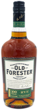 Old Forester Rye 100 Proof Whiskey