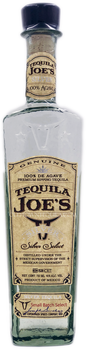 Tequila Joe's Silver Select Tequila