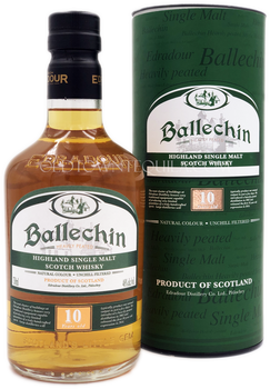 Edradour Ballechin 10 Year Old Scotch