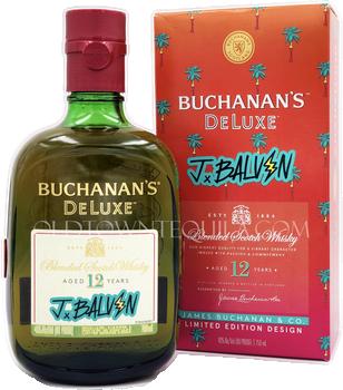 Buchanans Deluxe J Balvin 12 Year Limited Edition Scotch