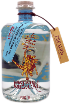 Erstwhile Espadin Capon Mezcal Limited Edition