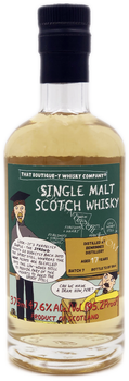 That Boutique-y Benrinnes 17 Year Old Single Malt Scotch Whisky 375ml