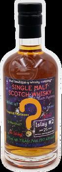 That Boutique-y Islay #2 25 Year Old Single Malt Scotch Whisky 375ml