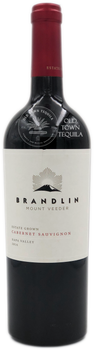 Brandlin Mount Veeder Estate Grown Cabernet Sauvignon Napa Valley 2014